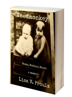 Weedmonkey 3D book cover